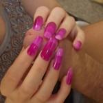 Handjob Models - Nails