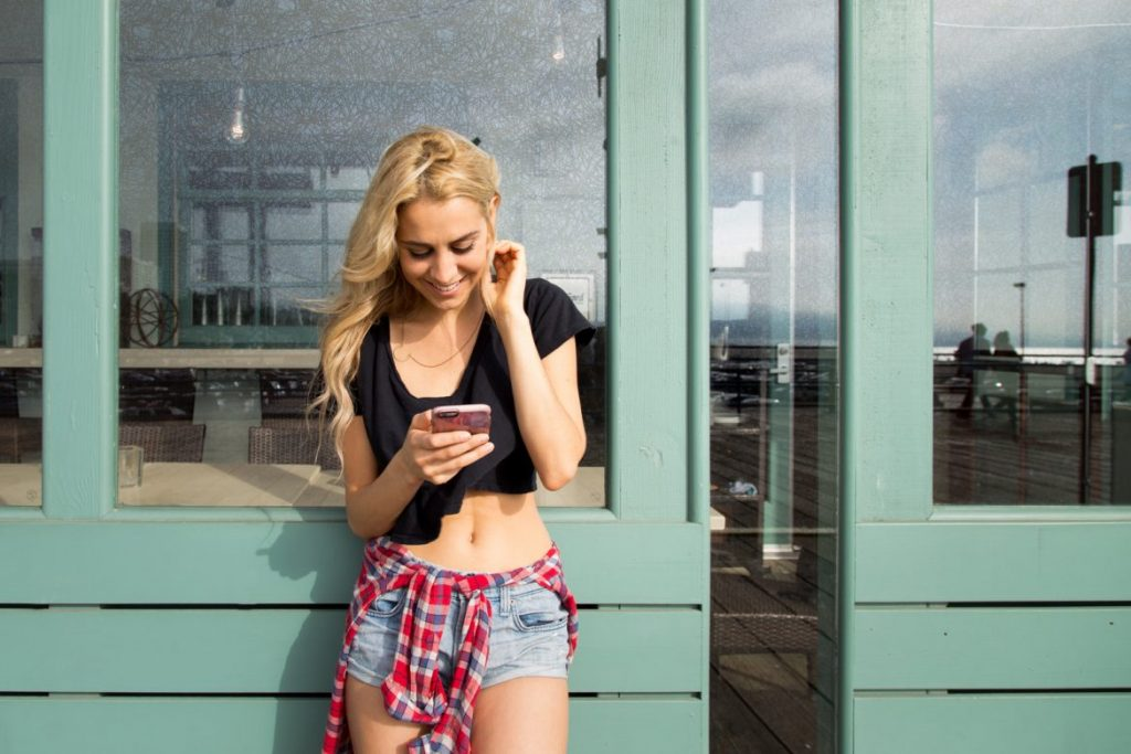 Sexting numbers of hot girls